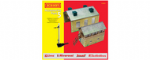 R8231 Hornby: TrackMat Accessories Pack 5